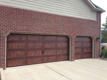 Faux Wood Garage Doors Traditional Garage Detroit By Premier Door Service Garage Doors Residential Garage Doors Faux Wood Garage Door