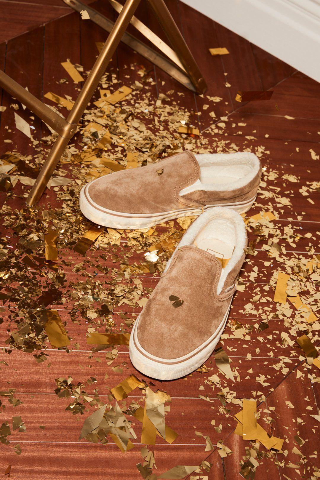 madewell x vans® slip-on sneakers