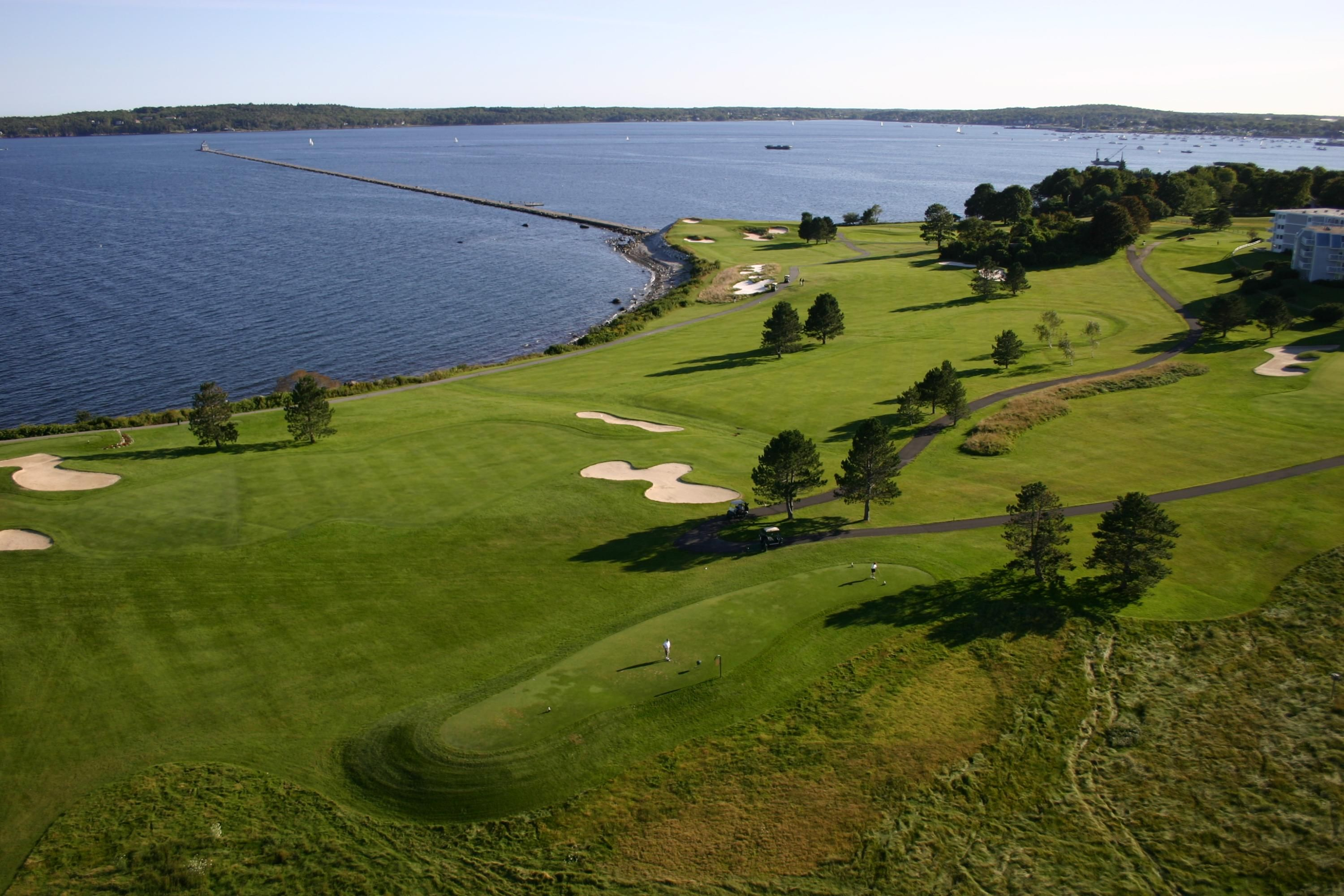 Also A Pro Shop Golf Range Practice Green And Bunker Maine Vacation Maine Hotels Golf Courses