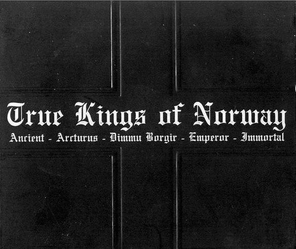 Emperor / Dimmu Borgir / Immortal / Arcturus / Ancient  The Kings of Norway  Split  2000