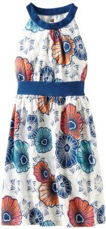 Tea Collection  Tea Collection Girls 7-16 Cape Lily Halter Dress  Be the first to review this item  Price: $29.00 & FREE Shipping
