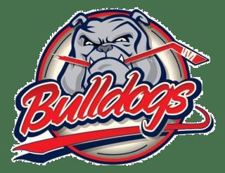 Liege Bulldog Ice Hockey Club Hockey logos, Sport team
