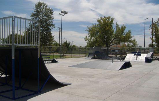 Robertson Skate Park View 2