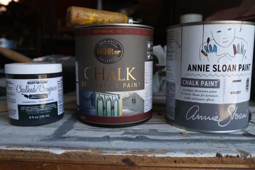 Rust Oleum Chalked Behr Chalk Decorative Paint Annie Sloan Chalk Paint Chalk Paint Brands Chalk Paint Chalk Paint Furniture Diy