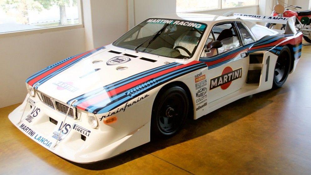 Lancia Beta Montecarlo Turbo Gt  Patrese  U0026 Alboreto Racer