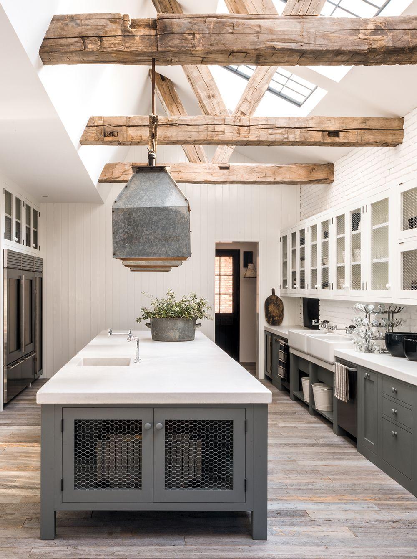 c magazine annie s halls modern farmhouse kitchens farmhouse kitchen design home decor kitchen on c kitchen design id=73671