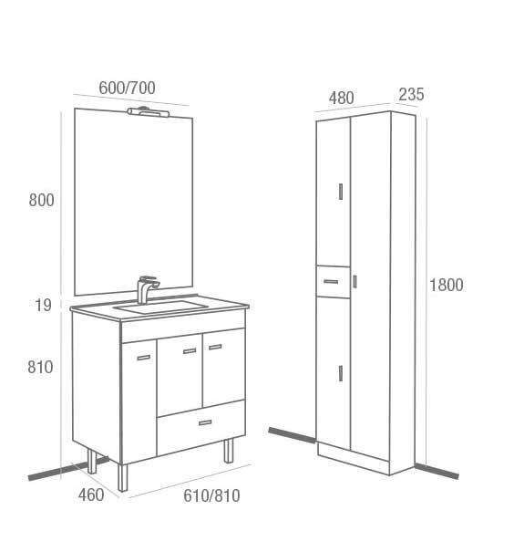Muebles de lavamanos buscar con google arquitectura y for Google muebles de cocina