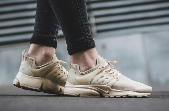 Tumbled Leather Makes Its Way Onto The Nike Air Presto  143fd76734b3