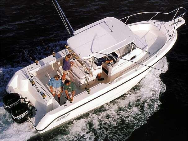Used 2000 Boston Whaler 28 Outrage, Cape Haze, Fl - 33946