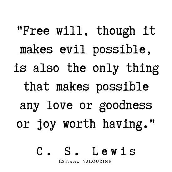 76    C.S. Lewis  Quotes    190712       Poster by valourine