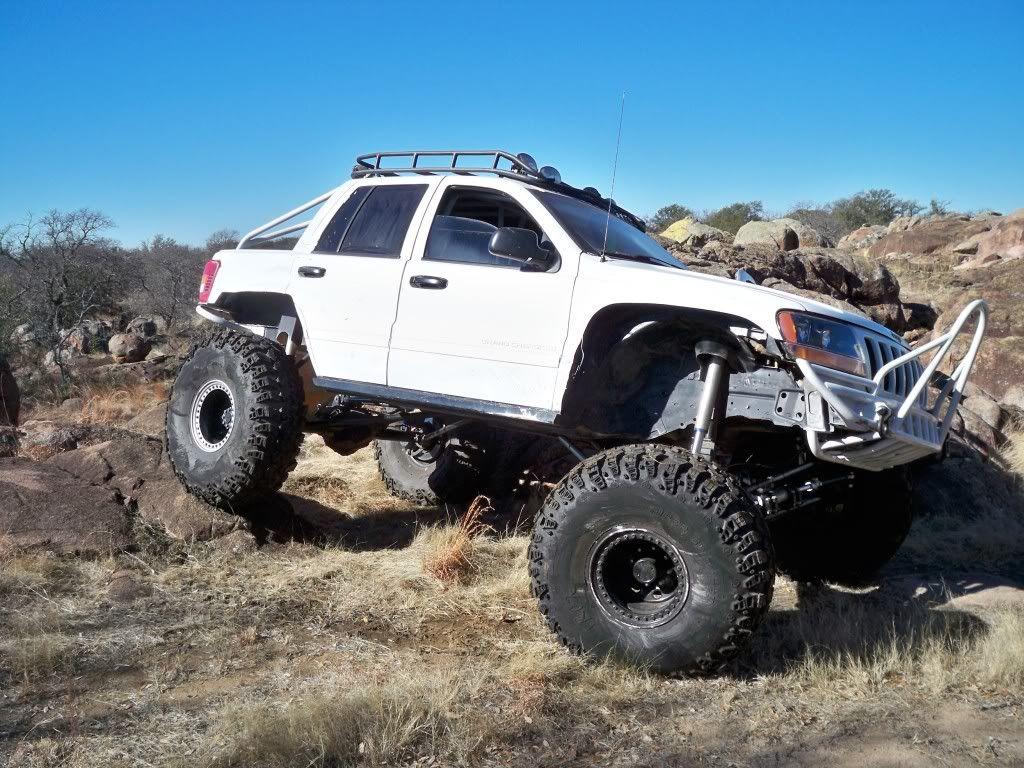 Custom 1999 jeep grand cherokee