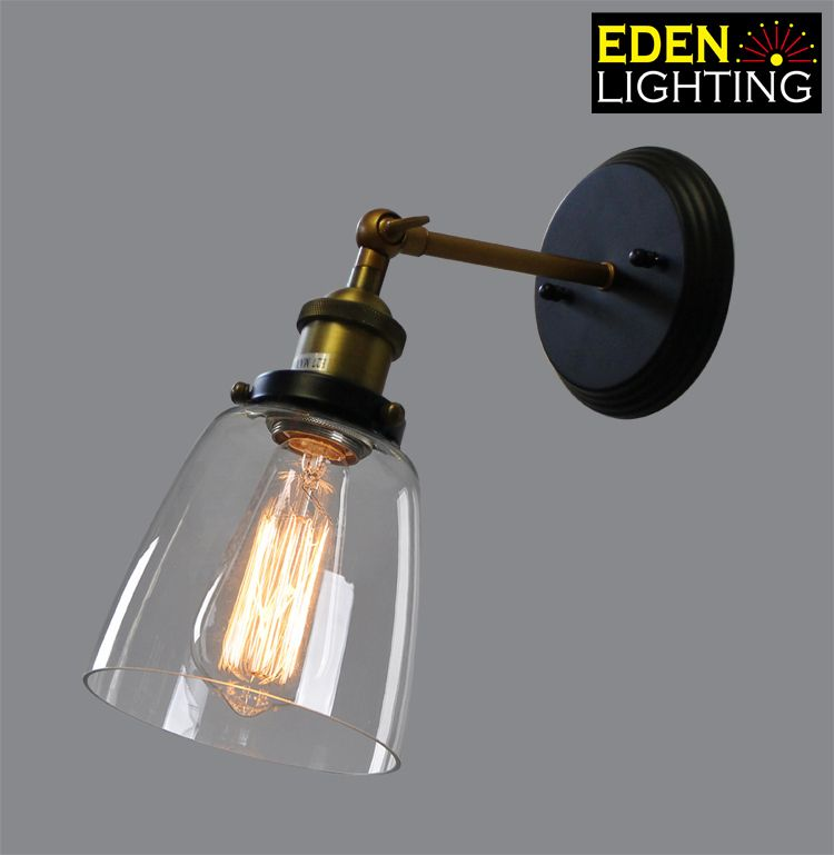 Eden Light Is A Progressive Lighting Company Committed To Bringing The Best Quality Most Stylish And Afforda Industrial Wall Lights Light Fittings Wall Lights