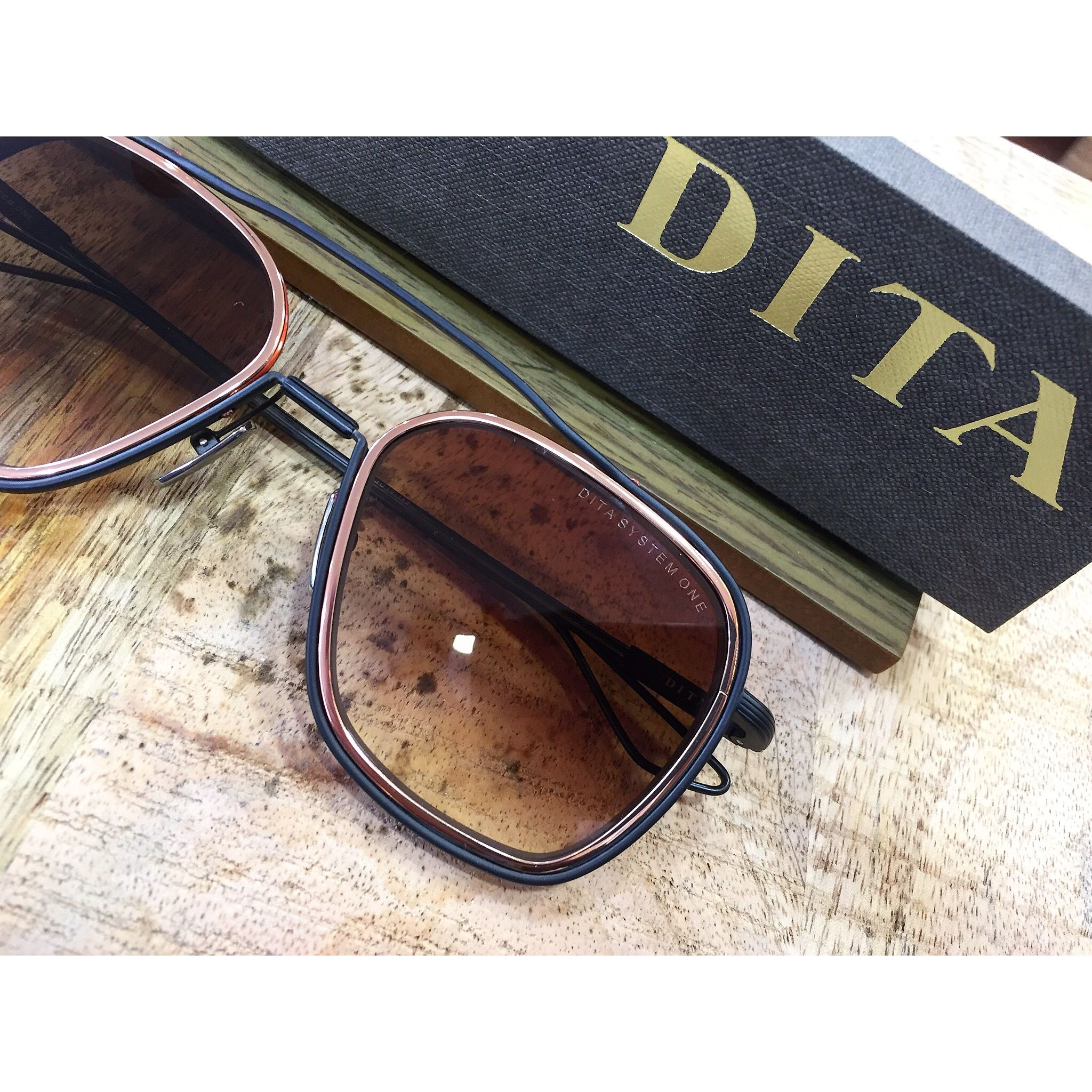 Test des lunettes de soleil Dita | BONNEGUEULE