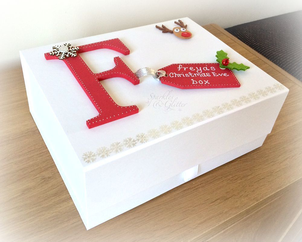 Personalised Christmas Eve Box Personalised Christmas Eve Box Christmas Eve Box Christmas Eve