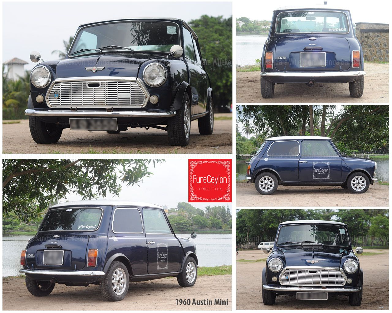 1960 Austin Mini Mk1 Manual Transmission 1000cc Metro Srilanka