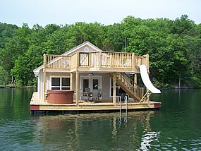 Tremendous Floating House Rental Idle Time Flat Hollow Marina Interior Design Ideas Greaswefileorg