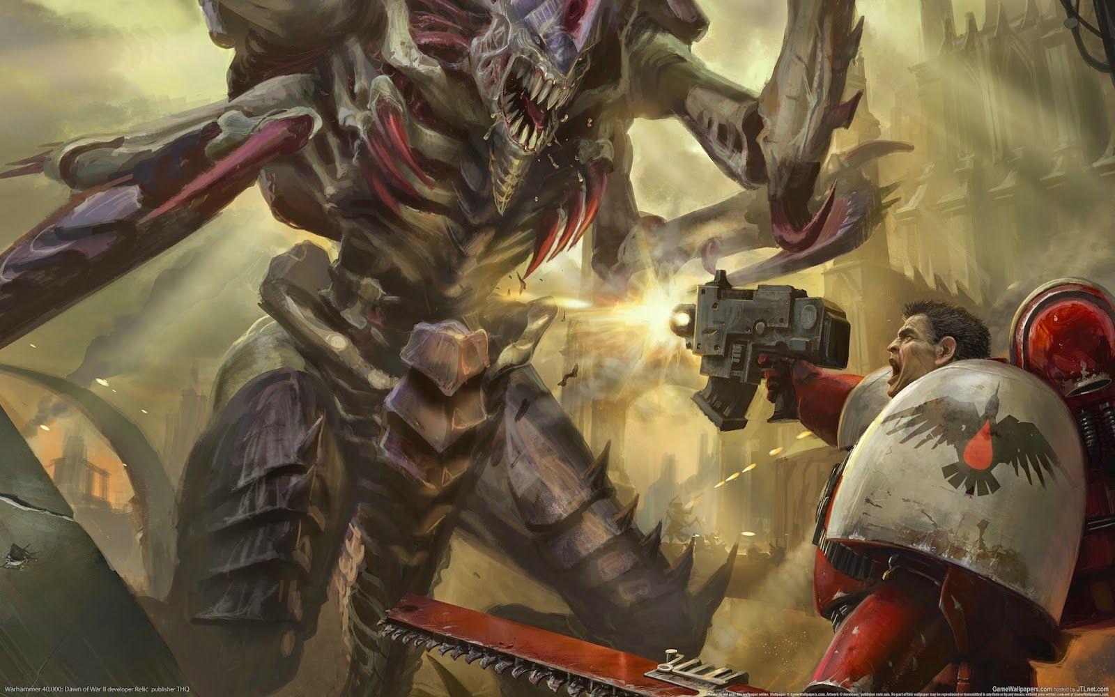 This Week Vect Khaine Tyranids And Free Rules Custom Canvas Art Warhammer 40k Artwork Warhammer 40k