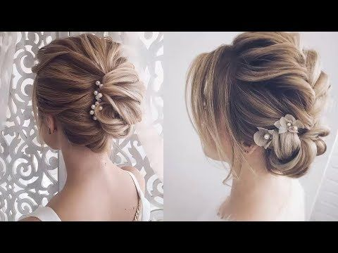 Elegant Prom Updo Hairstyles For Short Hair Youtube Kapsels