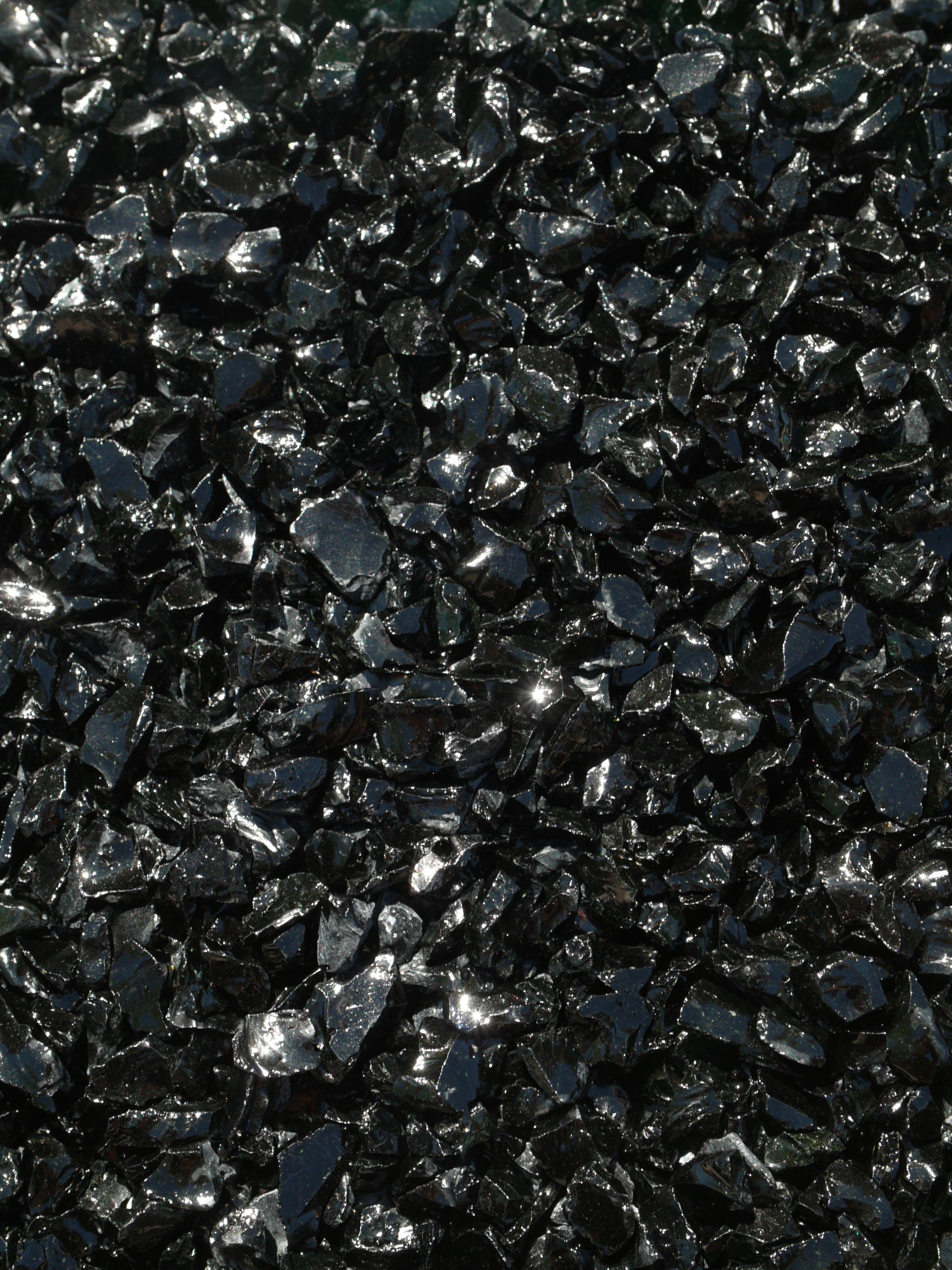 Natural Black Weareallbirds Black Glass Shades Of Black