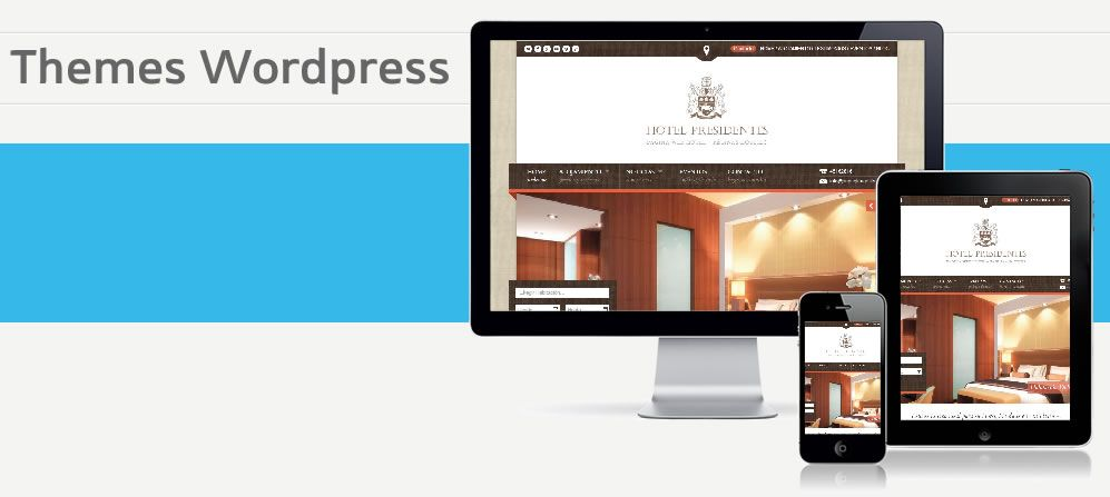 Temas WordPress Si eres un webmaster, diseñador web o un simple ...