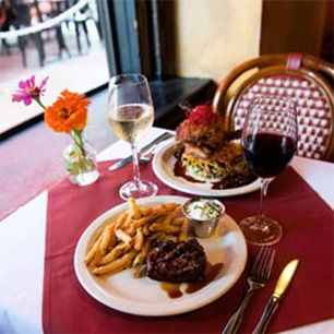 Leunigs Bistro Cafe Offers The Panache Of Paris The Value Of