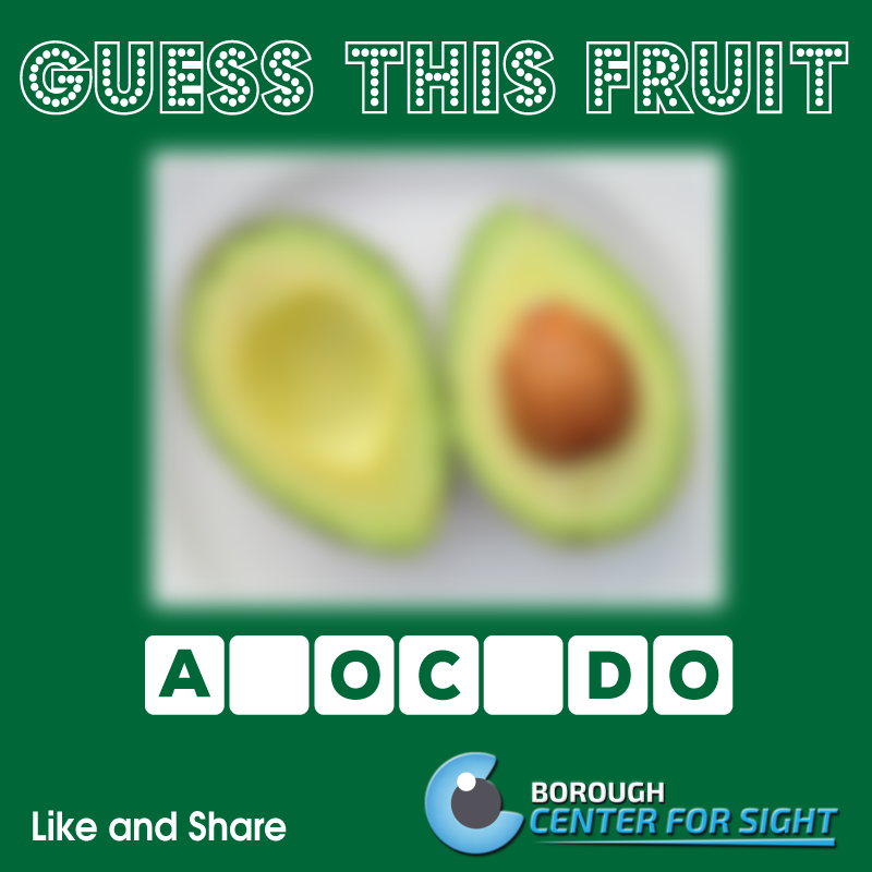 This fruit is low in fructose and rich in healthy monounsaturated fat, which is easily burned for energy. Research confirms that this also helps in vascular function and heart health.   Guess this fruit in the comments!