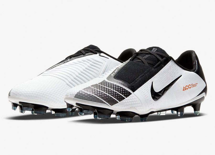 Nike Phantom Venom Elite Fg Future Dna White Chile Red Black Footballboots Nikefootball Total90 In 2020 Nike Soccer Shoes Football Boots Nike Football