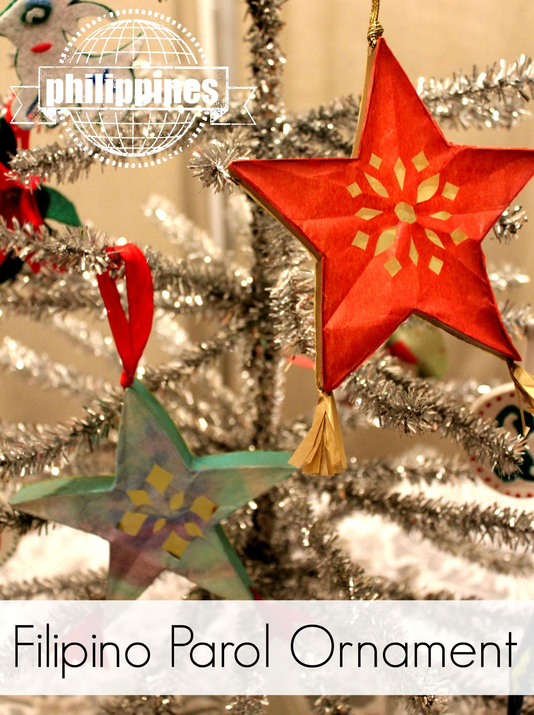 Diy Christmas Ornaments Inspired By World Cultures Multicultural Kid Blogs Diy Christmas Wall Diy Christmas Ornaments Christmas Wall Decor Diy