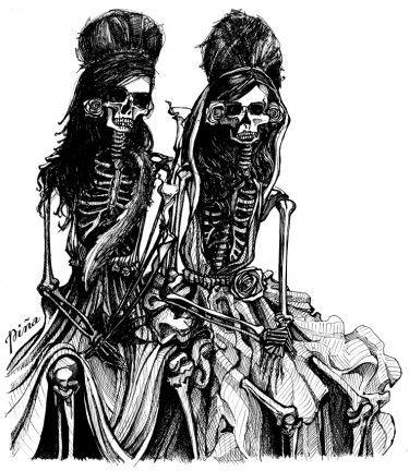 muertos bonitas - Pinastyles.com