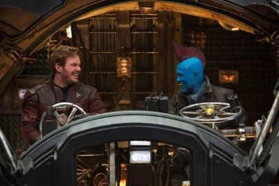 Peter Quill Yondu Tumblr With Images Guardians Of The Galaxy
