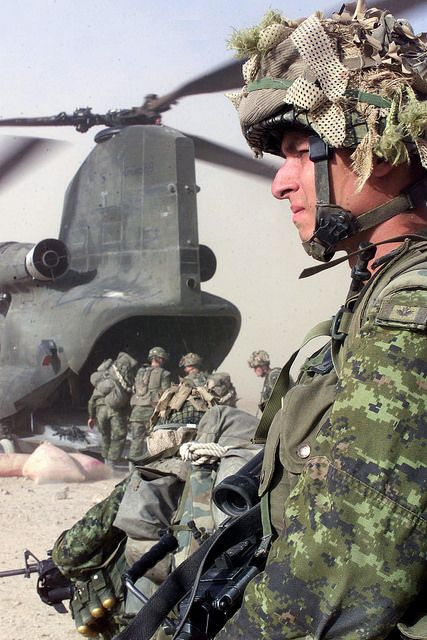 100 Images Form De Afghanistan Day 31 Canadian Soldiers