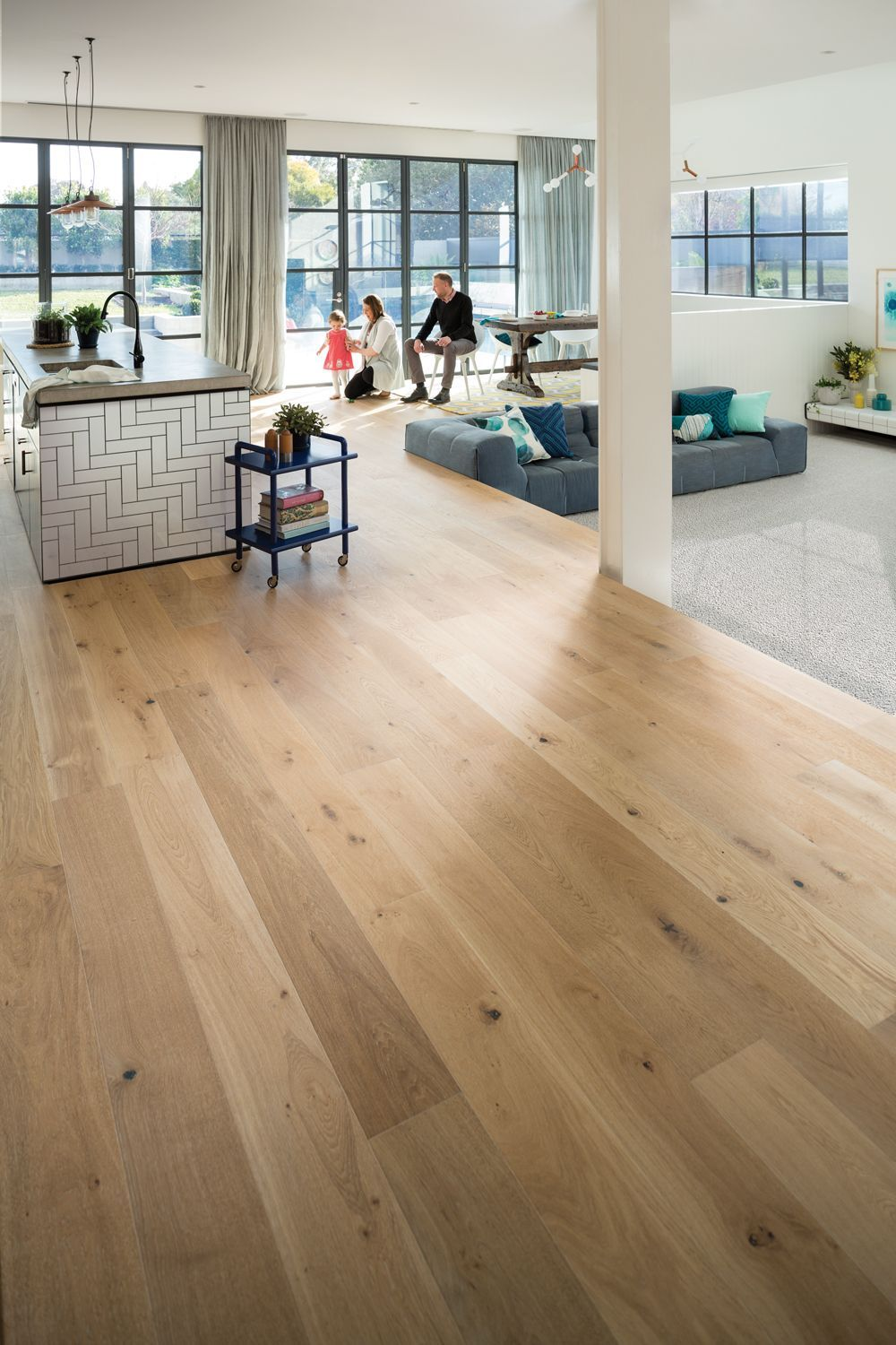 Attractive Appearance of Bamboo Flooring Ideas In the ...