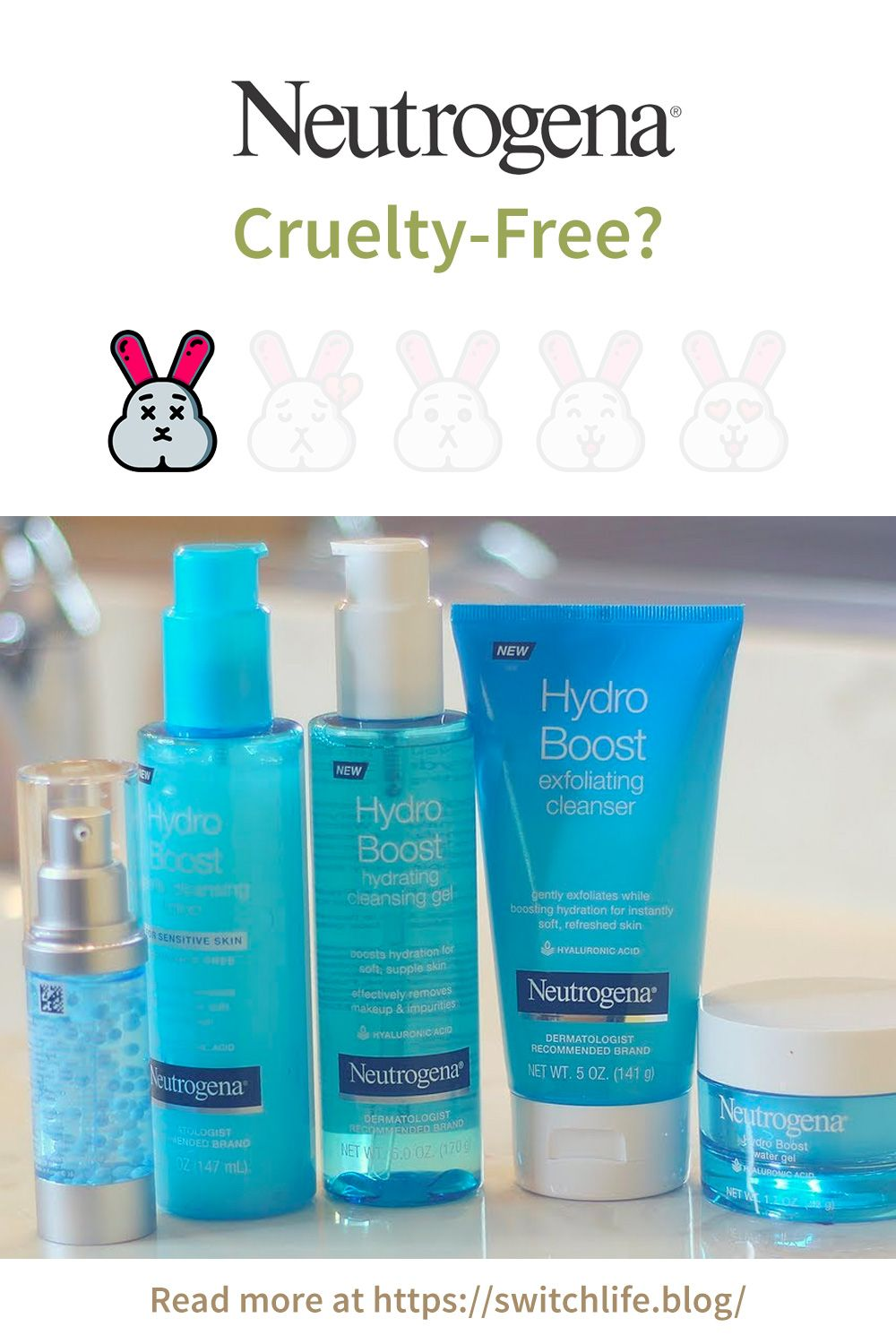 Is Neutrogena Cruelty Free Their Policy Is Shady In 2020 Neutrogena Is Neutrogena Cruelty Free Cruelty Free
