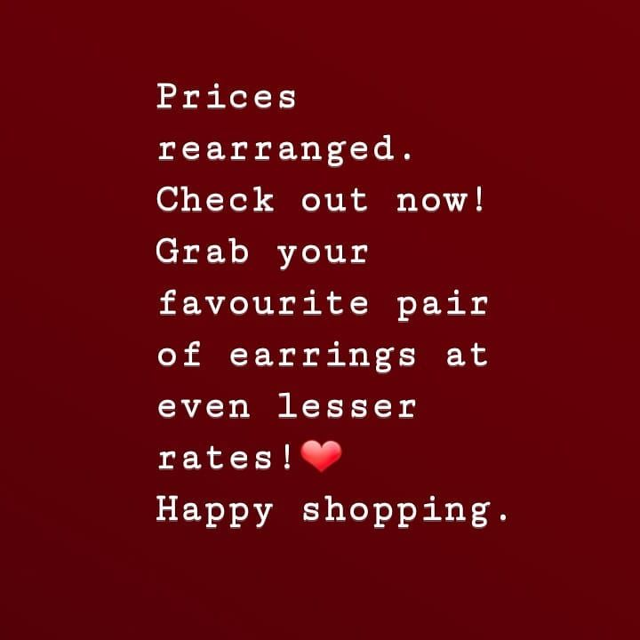 Prices rearranged. Check out now #fashion #style #stylish #love #me ...