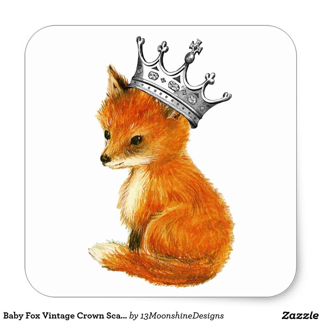 картинка лиса с короной результате следствие