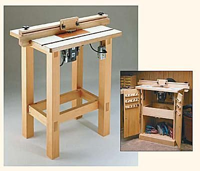 Build a router table with these 9 free downloadable diy plans build a router table with these 9 free downloadable diy plans greentooth Gallery