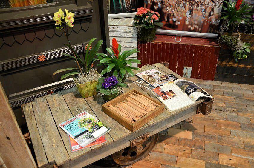 Birmingham Home U0026 Garden Show   Reflections!
