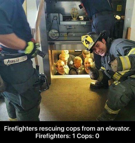 9edb3024f4b95c13920b5af34d1b440d firefighter meme here dogs pinterest firefighter, meme and dog