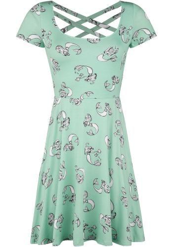 0045618d30 Allover - Korte jurk van The Little Mermaid