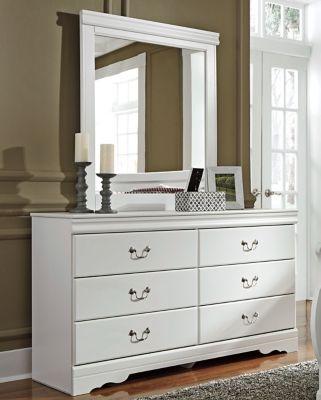 Anarasia Dresser And Mirror By Ashley