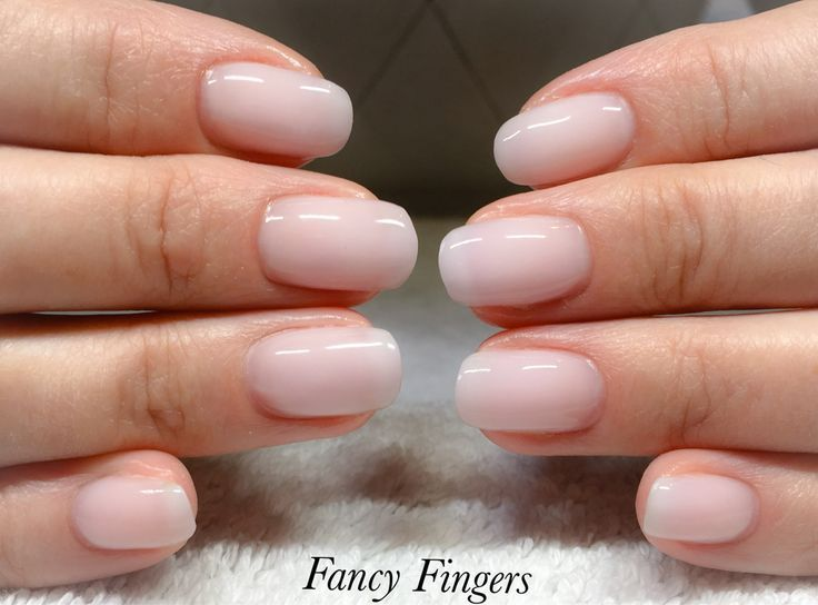 Natural Nails And Colors Gel Nail Extensions Gel Nails Diy Natural Gel Nails