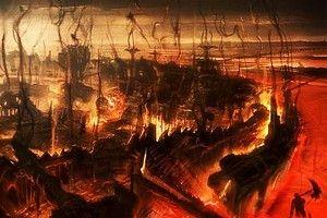 Barletta città di Dite: caldo soffocante e politica in ferie