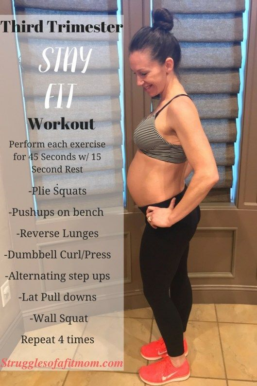 Can You Get In Shape While Pregnant Pin On Exercise While Pregnant