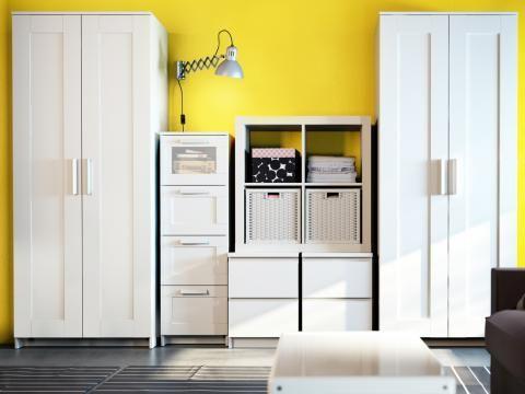 Kleine schlafzimmer kleiderschrank google suche mein for Ikea kleines schlafzimmer