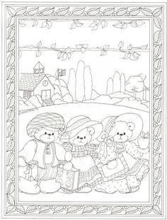 Lucy And Company Coloring Book Google Search Coloring Books Coloring Book Album Preschool Coloring Pages