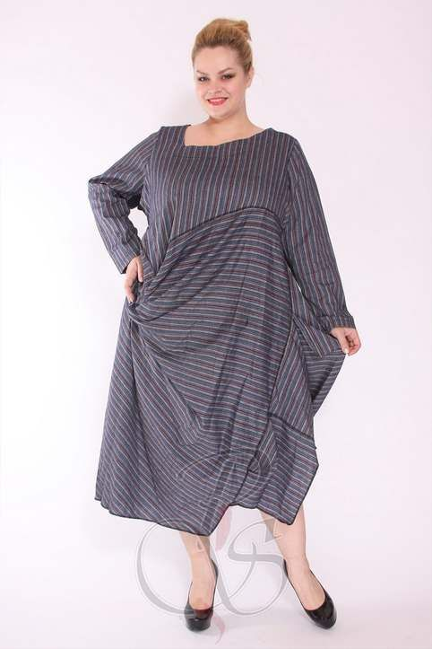 Выкройки платья лето для полных женщин