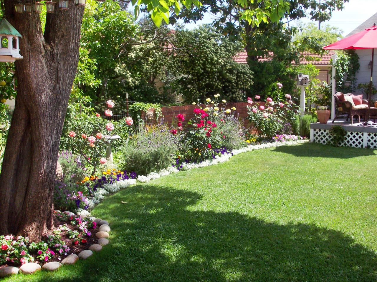 attractive cottage style garden ideas part 10 cottage garden designs we love hardscape