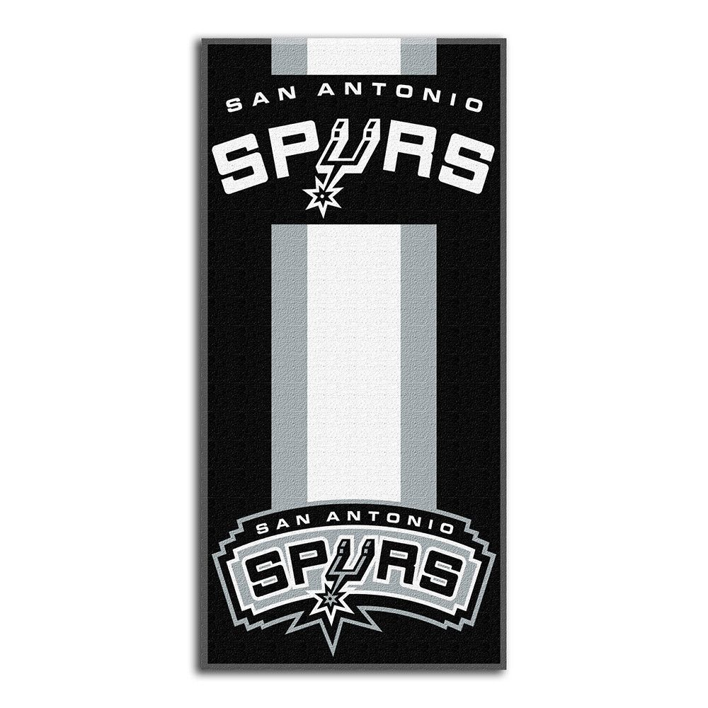 Don T Let The Summer Go Without Some Sizzling Fandom With This San Antonio Spurs Northwest Company Zone Read Beach Towel Extra Large Will