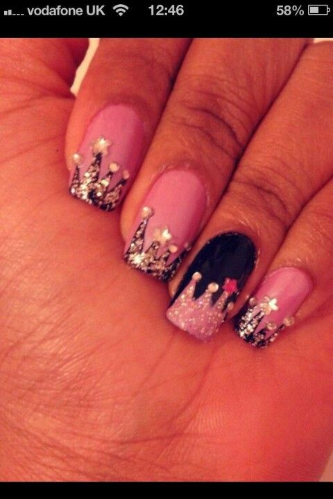 Princess Themed I Need These To Go With My Crown Ring