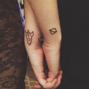 175 Tatuajes Para Parejas Originales Y Romanticos Disenos De Tatuaje Para Parejas Tatuajes Que Hacen Juego Tatuajes De Parejas